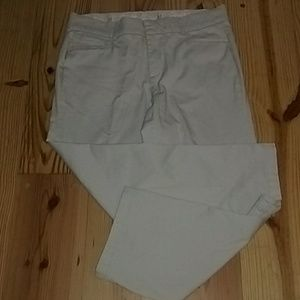 Size 14PS khakis in excellent condition.